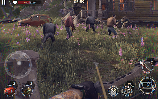 Left to Survive: Survival. Last State of the Dead screenshot 13
