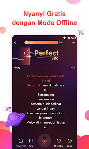 Karaoke Nyanyikan & Rekam musik - WeSing Menyanyi screenshot 3