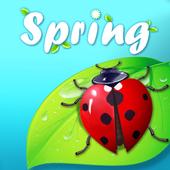 Applock Theme Spring Live icon