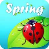 Applock Theme Spring Live on 9Apps