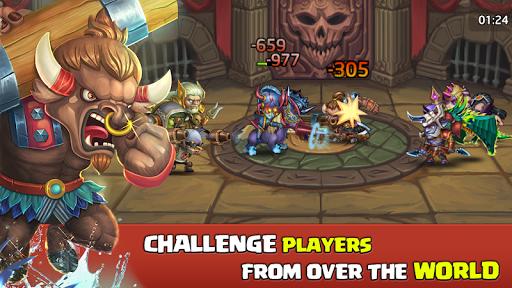 Heroes Legend - Epic Fantasy RPG screenshot 5