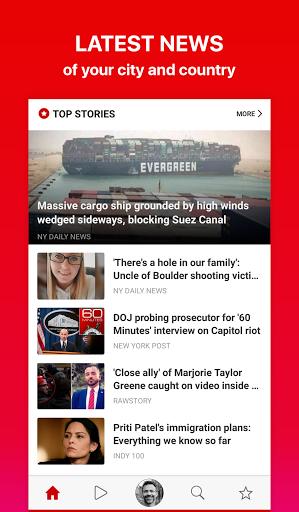 NewsPlus: Local News & Stories on Any Topic screenshot 1
