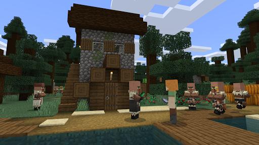 Uji Coba Minecraft screenshot 7