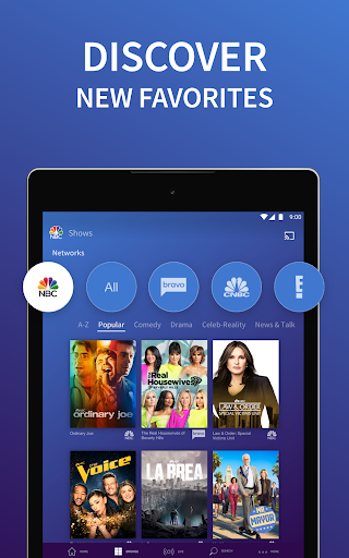 The NBC App - Stream Live TV and Episodes for Free screenshot 8