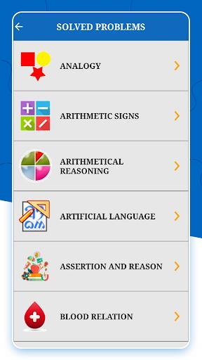Logical Reasoning Test : Practice, Tips & Tricks screenshot 3