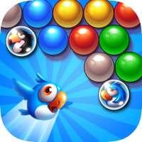 Bubble Bird Rescue 2 - Shoot! on 9Apps