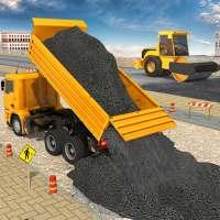 Excavator Simulator - Construction Road Builder on 9Apps