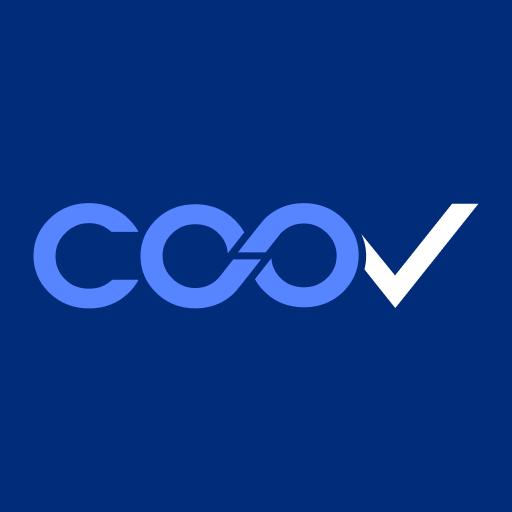 질병관리청 COOV(코로나19 전자예방접종증명서) icon