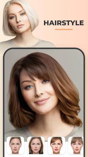 FaceApp - Face Editor, Makeover & Beauty App स्क्रीनशॉट 6