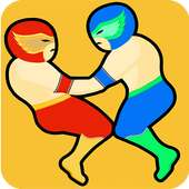 Wrestle Jumping Online on 9Apps