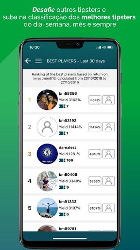 BetMines Dicas e Previsões de Apostas em Futebol screenshot 5