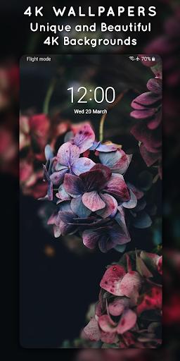 4K Wallpapers - Auto Wallpaper Changer screenshot 4