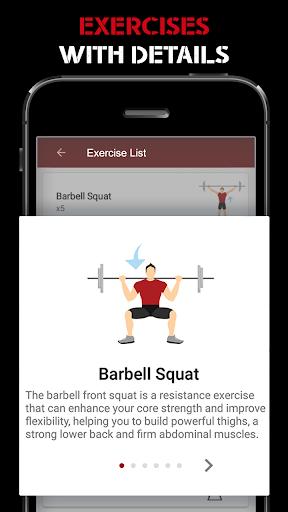 Leg Workout for Men - Thigh, Muscle Fitness 30 Day 3 تصوير الشاشة