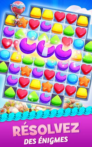 Cookie Jam Blast™ Jeu de Match-3 Puzzle screenshot 1