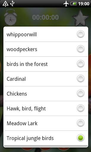 Birds Calls Sounds screenshot 2
