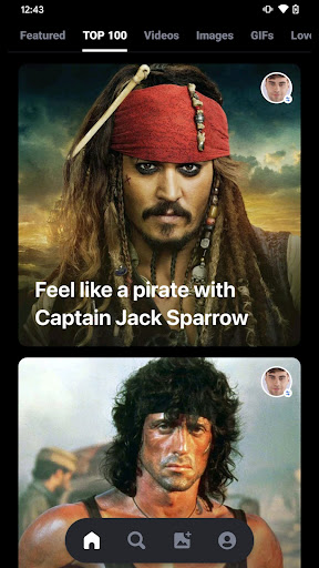 Reface: Face swap videos and memes with your photo screenshot 6