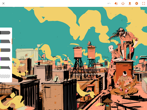 Adobe Illustrator Draw screenshot 7