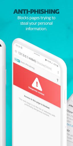 ESET Mobile Security & Antivirus screenshot 4
