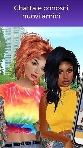 IMVU: social network con amici e chat room screenshot 1