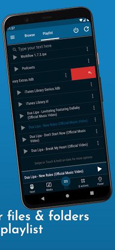 VLC Mobile Remote - PC Remote & Mac Remote Control screenshot 18