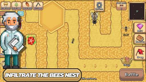 Pocket Ants: Colony Simulator screenshot 5