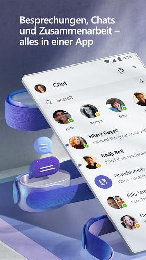 Microsoft Teams screenshot 1