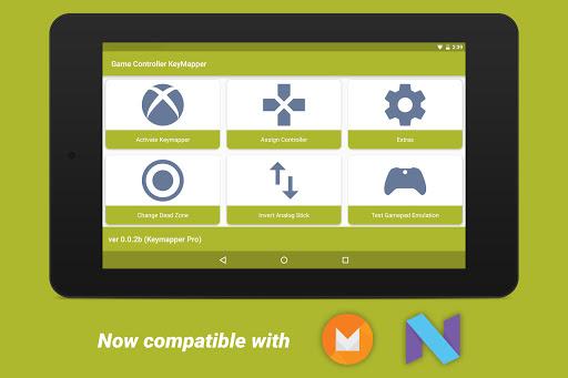 Game Controller KeyMapper screenshot 1