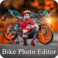 Bike Photo Editor - Bike Photo Frame on 9Apps