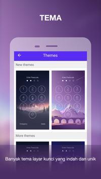 Kunci Aplikasi Pola Dan Pin, Sidik Jari 2020 screenshot 4