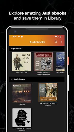 Free Books & Audiobooks screenshot 7