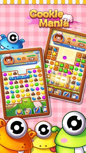 Cookie Mania - Match-3 Sweet Game screenshot 8