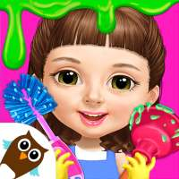 Sweet Baby Girl Cleanup 5 - Messy House Makeover on 9Apps