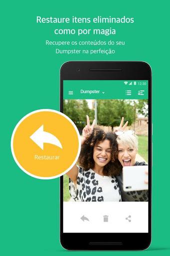 Lixeira Dumpster screenshot 4