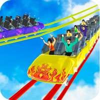 ROLLER COASTER SIMULATOR 3D - Trò chơi miễn phí on APKTom