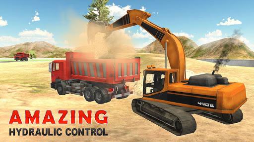 Heavy Excavator Simulator PRO screenshot 1