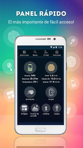 Lanzador con Iconos en Vivo para Android screenshot 6