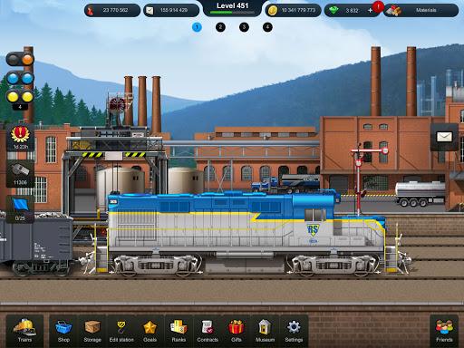 Train Station: Train Freight Transport Simulator screenshot 6