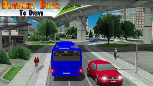 City Bus Simulator 3D - Addictive Bus Driving game स्क्रीनशॉट 5