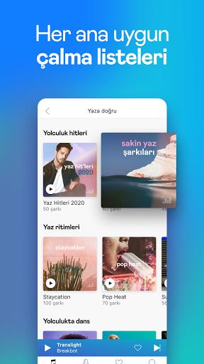 Deezer Müzik Çalar: Şarkı İndirme Programı screenshot 4
