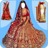 Bridal Lehenga, Lehenga Choli & Saree Photo Editor on 9Apps