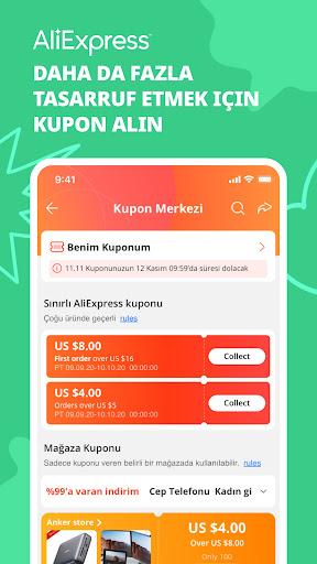 AliExpress screenshot 4