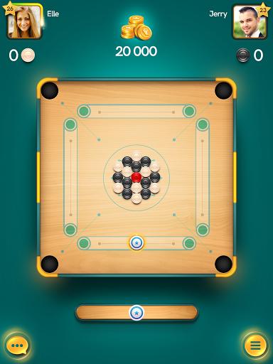 Carrom Pool: Disc Game 10 تصوير الشاشة