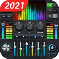 Reproductor de música -  MP3 y ecualizador de 10 on 9Apps