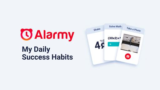 Alarmy - Morning Alarm Clock screenshot 8