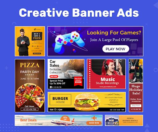 Banner Maker, Thumbnail Maker, Channel Art Maker screenshot 8