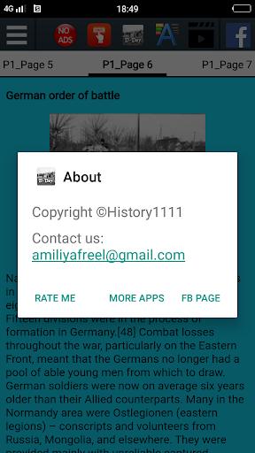 D-Day History स्क्रीनशॉट 4