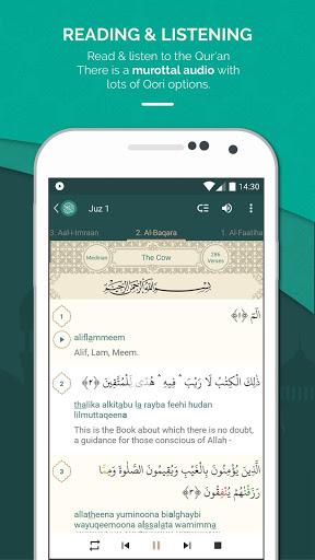 Quran English screenshot 4