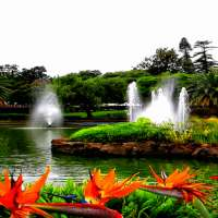 Park Fountains LWP on 9Apps