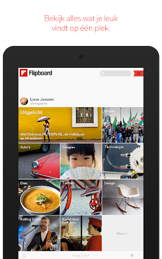 Flipboard screenshot 7