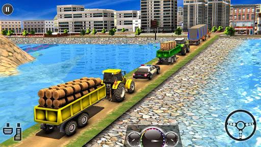 Heavy Duty Tractor Pull screenshot 2